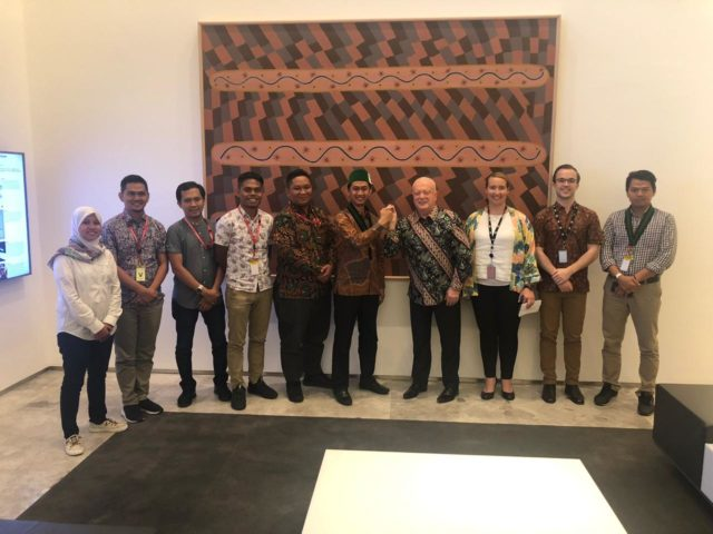 Pertemuan PB HMI dan Dubes Australia
