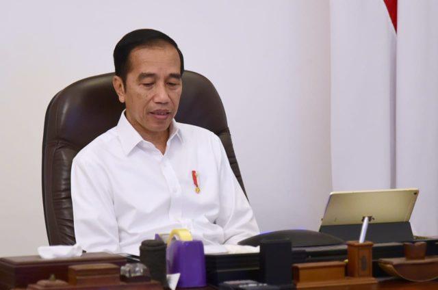 Presiden Jokowi, UN, Corona